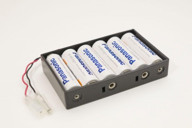 eneloopバッテリーセット